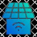 Solar Panels Icon