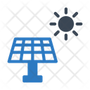 Solar Plant Icon