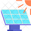 Msolar Power Solar Power Solar Panel Icon