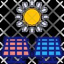 Solar Power Icon