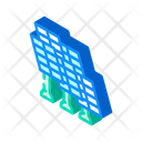Solar Energy Panels Icon
