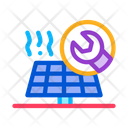 Solar Repair Icon