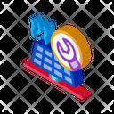 Solar Repair Outlie Icon