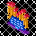 Solar Sensors Outlie Icon