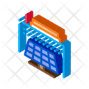 Thermal Solar Stations Icon