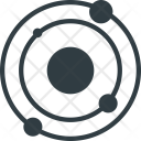 Solar System Sun Icon