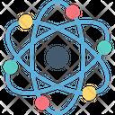 Solar System Orbit Universe Icon