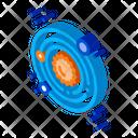Astronomy Cosmos Galaxy Icon