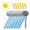 Solar Water Heating Water Heating Innovatiove Icon