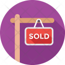 Sale Sold Shopping Icon