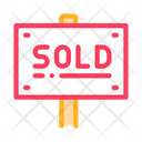 Sold Tablet Real Icon