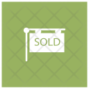 Sold badge Icon