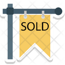 Sold Board Icon