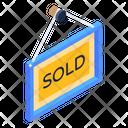 Sold Board Icon