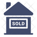 Sold Home House Icon