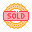 Sold Mark Icon