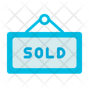Sold Out Cyber Monday Icon