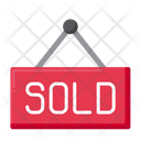 Sold Out Out Of Stock Sold Icon