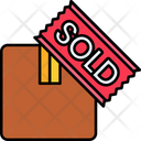 Sold Out Product Icon