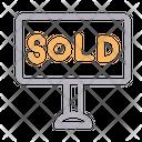 Sold Tag Icon