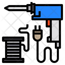 Soldering Iron Kit Tools Tool Icon