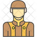 Soldier Man Male Icon