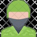Soldier War Weapon Icon