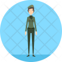 Soldier Army War Icon