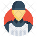 Army Man Army Officer Commando Icon