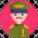 Soldier Badge Uniform Icon