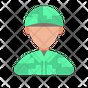 Military Uniform Army Icon