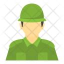 Soldier Swat Military Icon