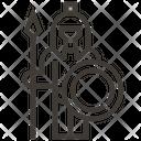 Soldier Shield Hoplite Icon