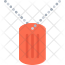 Badge Soldier Icon