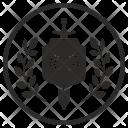 Soldier Shield Hero Icon