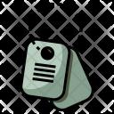Soldier Tag Icon
