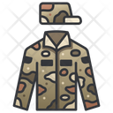 Soldier Uniform Icon