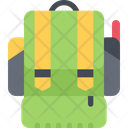 Soldiers Backpack Soldiers War Icon