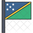 Solomon Islands Country Icon