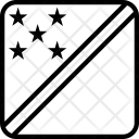 Solomon Islands Country Icon