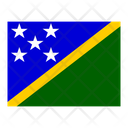 Solomon Islands Flag Flags Icon