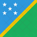 Solomon Islands Flag Icon