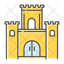 Solomon Temple Icon