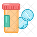 Soluble Tablet Icon