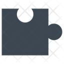 Complex Matching Puzzle Icon