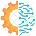 Technology Intelligence Solution Icon