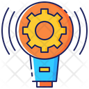 Business Solution Strategy Icon
