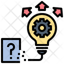 Knowledge Innovation Solution Icon