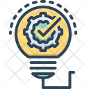 Solution Innovation Concept Icon