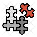 Puzzle Solution Problem Icon